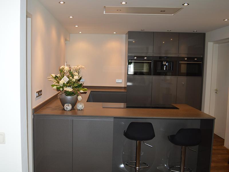 Strakke Design Keukens : Een strakke design keuken bouwcenter