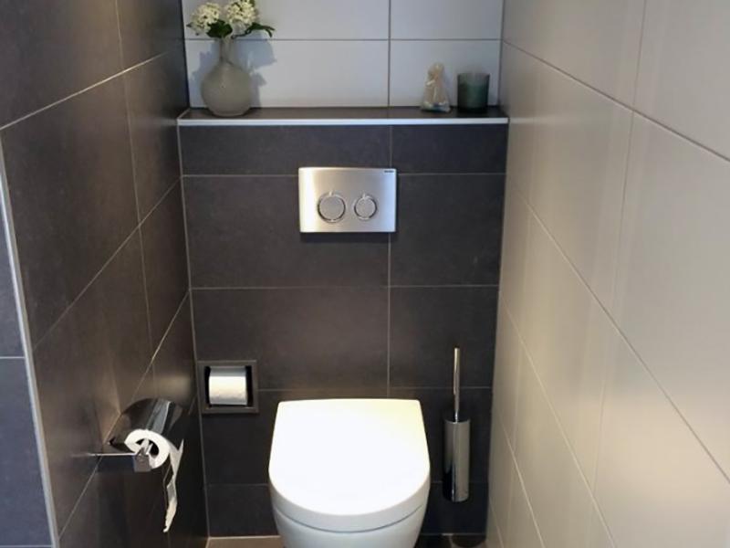 Moderne Strakke Badkamer : Strakke en moderne badkamer bouwcenter