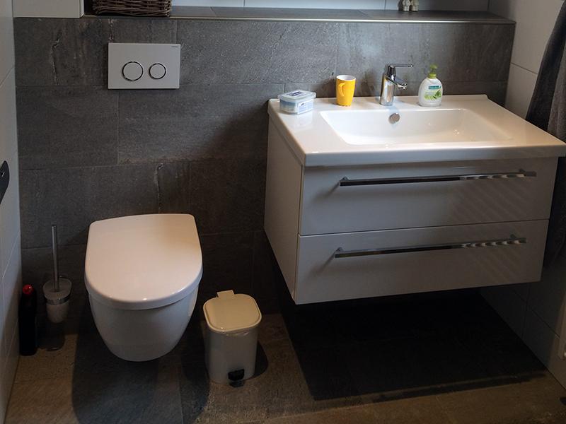 Badkamer met natuurlijke uitstraling | Bouwcenter