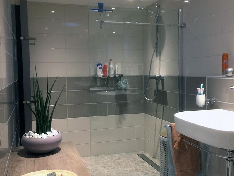 Warme en ruime badkamer   Bouwcenter
