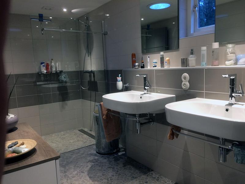 Warme en ruime badkamer | Bouwcenter