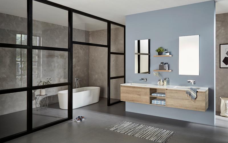 Badkamer Showroom Gooi : Organiseer je badkamer in stappen bouwcenter