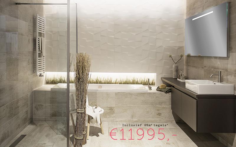 Landelijke badkamer | Bouwcenter
