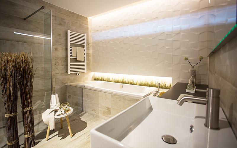 Strak Landelijke Badkamer : Grijs witte badkamer voorbeelden inspiratie slimster