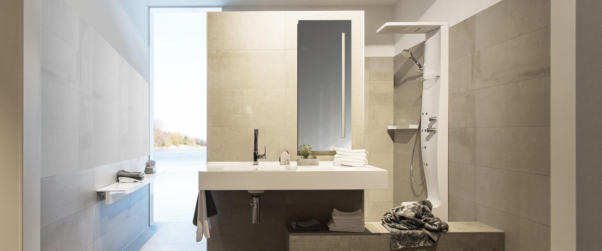 Moderne badkamer | Bouwcenter