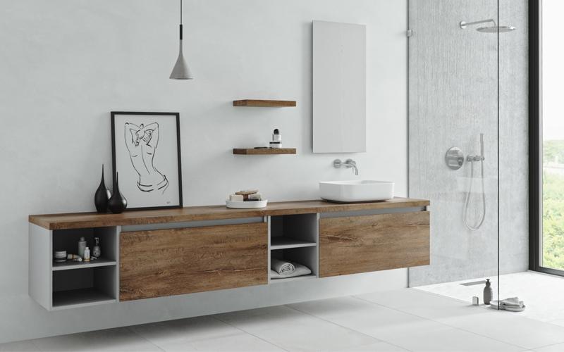Kraan Uit Wand : De moderne wastafel inbouwkraan als eyecatch bouwcenter