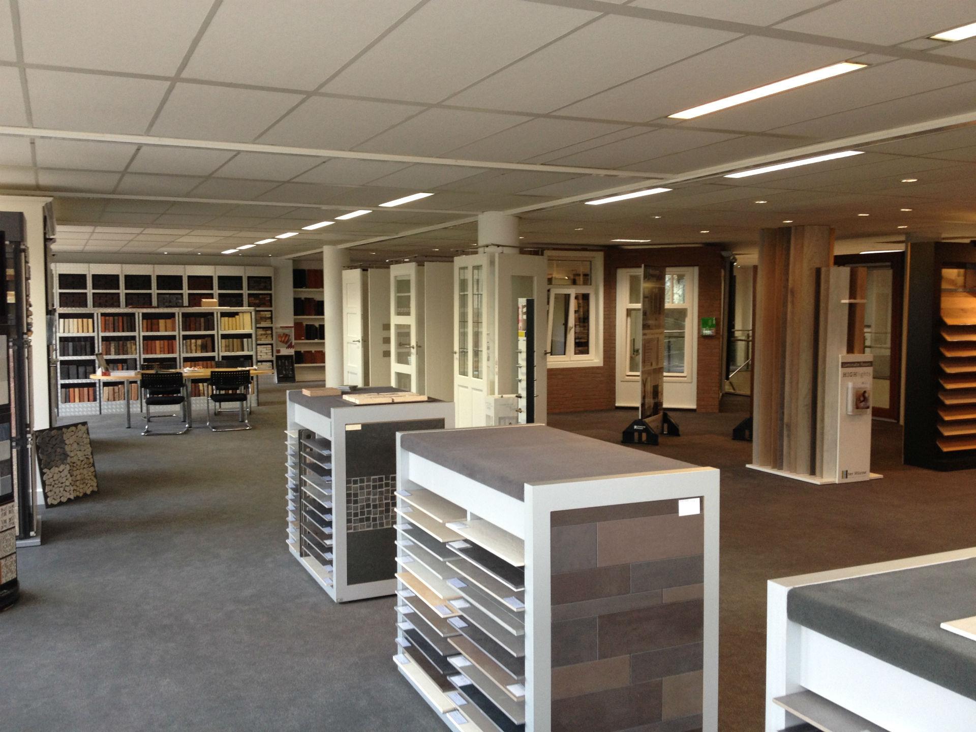 Vloeren bouwcenter for Goedhart deuren