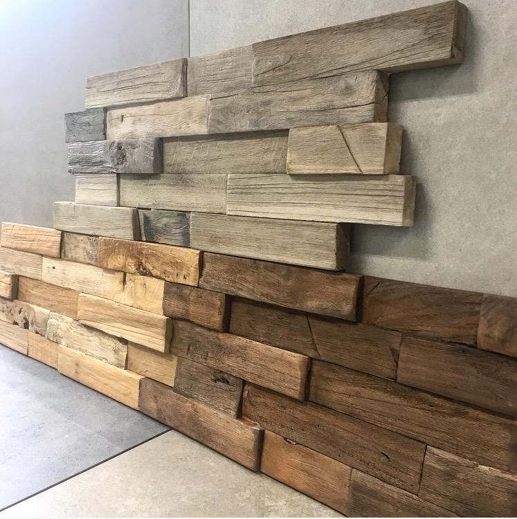 Nieuwe Massief houten wandpanelen! | Bouwcenter